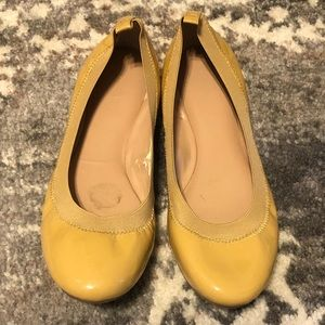 Banana Republic Ballet Flats 10M Slip On Nude/Tan